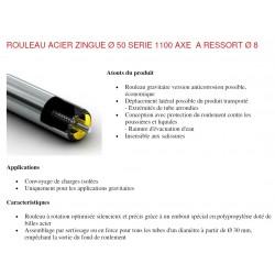 Rouleaux Acier  RL300 8R
