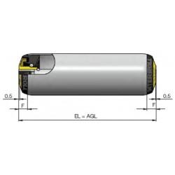 Rouleaux ACIER RL300 AXE12T