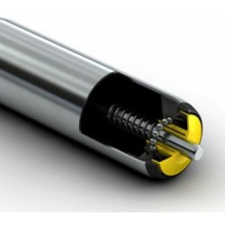 Rouleaux PVC Longueur 600  Diametre 50  A RESSORT